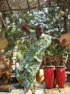 מחול אפריקאי Abraham Ayesu (גאנה)